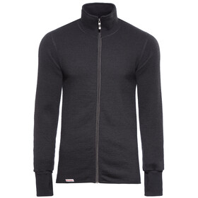 Woolpower Unisex 600 Full Zip Jacket black